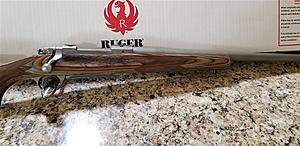 Click image for larger version.  Name:Ruger M77 Hawkeye Right Front (Medium).jpg Views:48 Size:74.6 KB ID:5820